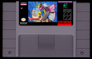 Dragon Quest III (3) (Reproduction) - SNES (Pre-owned)