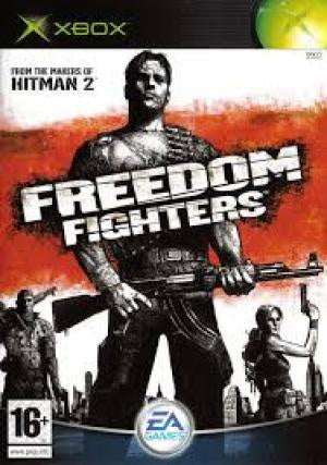 Freedom Fighters - Xbox (Pre-owned)