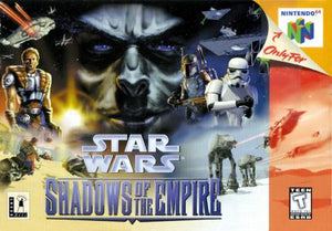 Star Wars: Shadows of the Empire - N64 (Pre-owned)