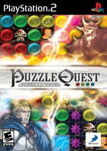 Puzzle Quest Challenge of the Warlords - PS2 (Pre-owned)