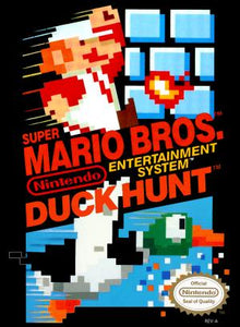 Super Mario Bros and Duck Hunt - NES (Pre-owned)