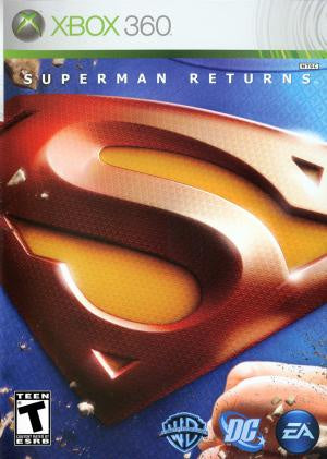 Superman Returns - Xbox 360 (Pre-owned)