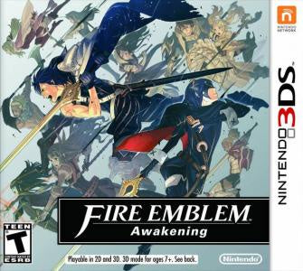 Fire Emblem: Awakening - 3DS (Pre-owned)