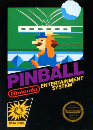 Pinball - NES (Pre-owned)