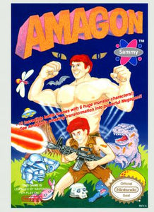 Amagon - NES (Pre-owned)