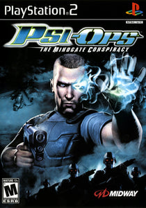 Psi-Ops Mindgate Conspiracy - PS2 (Pre-owned)
