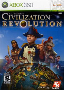 Civilization Revolution - Xbox 360 (Pre-owned)