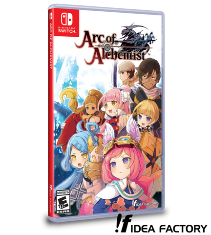 Arc of Alchemist (Limited Run Games) - Switch