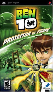 Ben 10 Protector of Earth - PSP (Pre-owned)