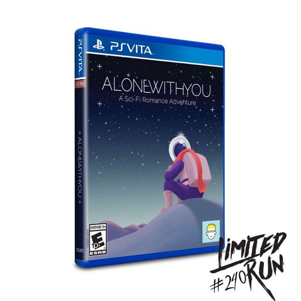 Alone With You (Limited Run Games) - PS Vita