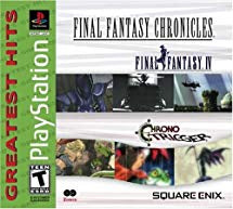 (GH) Final Fantasy Chronicles - PS1 (Pre-owned)