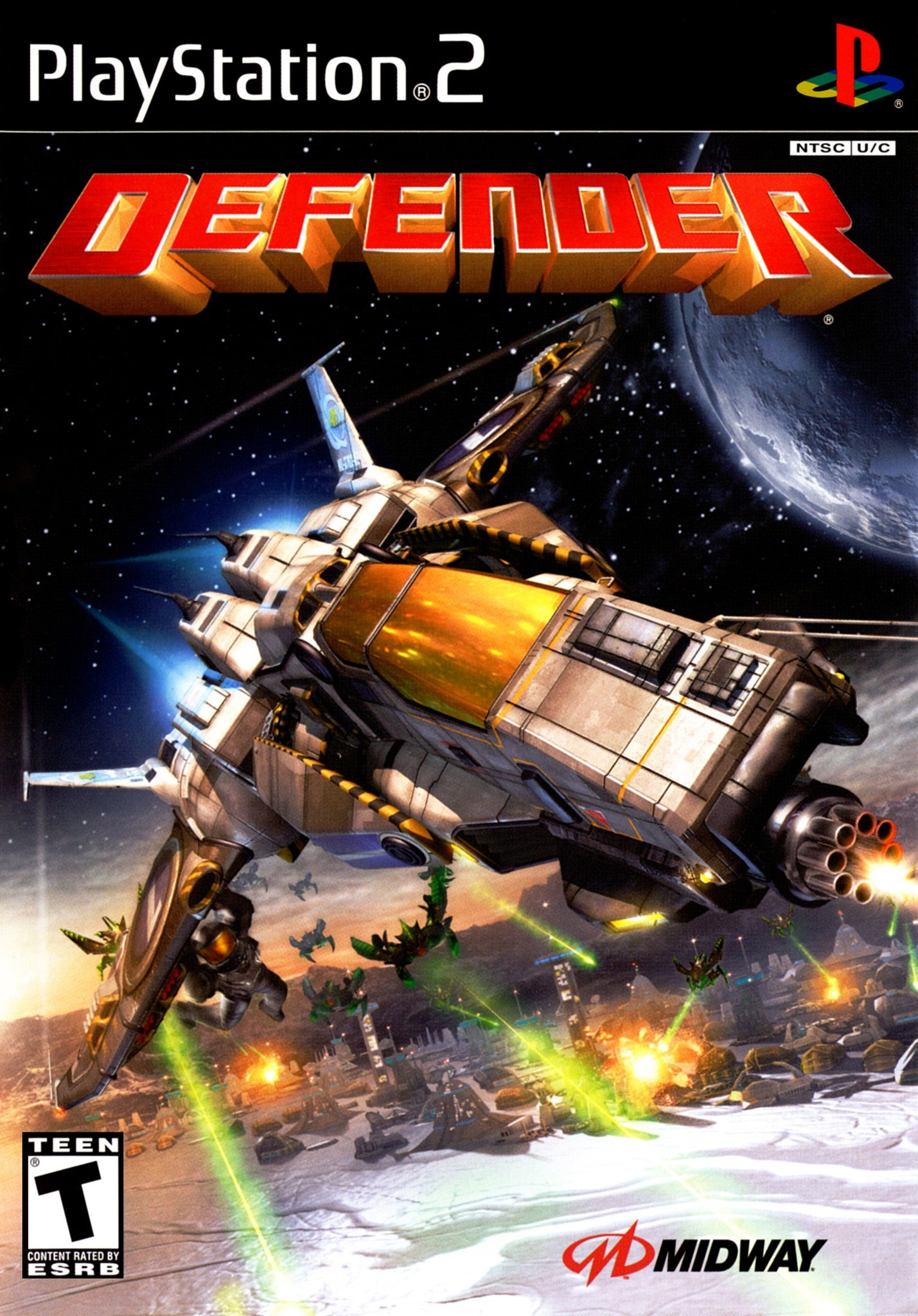 Defender - PS2 (Pre-owned)