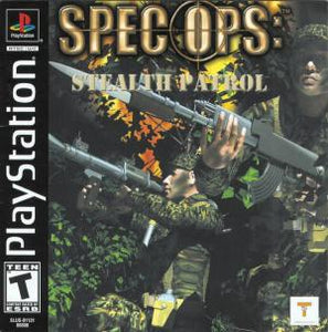 Spec Ops Stealth Patrol - PS1 (Pre-owned)