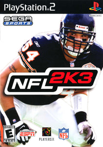 NFL 2K3 - PS2 (Pre-owned)