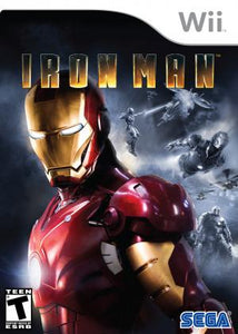 Iron Man - Wii (Pre-owned)