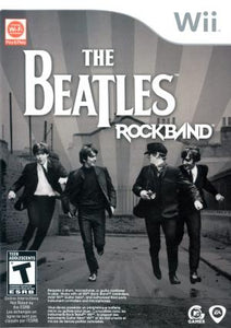 The Beatles: Rock Band - Wii (Pre-owned)
