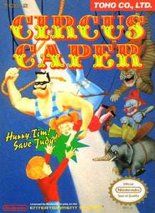 Circus Caper - NES (Pre-owned)