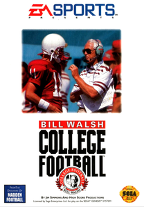 Bill Walsh College Football - Genesis (Pre-owned)