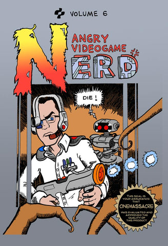 Angry Video Game Nerd Volume 6 DVD