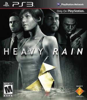 Heavy Rain - PS3 (Pre-owned)