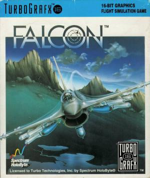 Falcon - TurboGrafx-16 (Pre-owned)