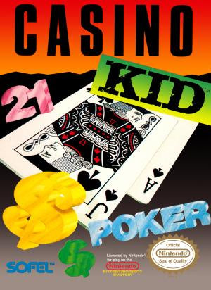 Casino Kid - NES (Pre-owned)