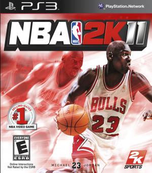 NBA 2K11 - PS3 (Pre-owned)