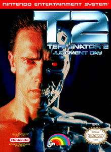 Terminator 2: Judgement Day - NES (Pre-owned)