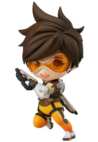 730 Overwatch Nendoroid Tracer: Classic Skin Edition
