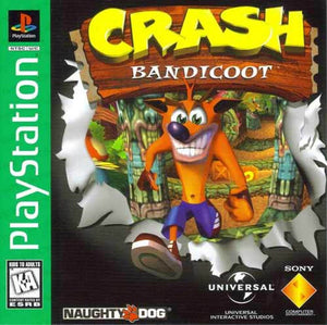 Crash Bandicoot (GH) - PS1 (Pre-owned)
