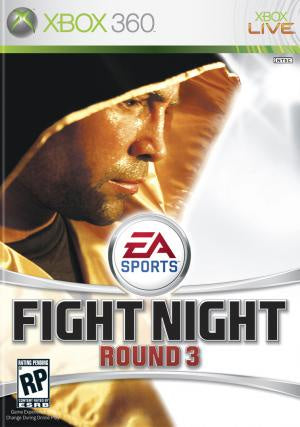 Fight Night Round 3 - Xbox 360 (Pre-owned)