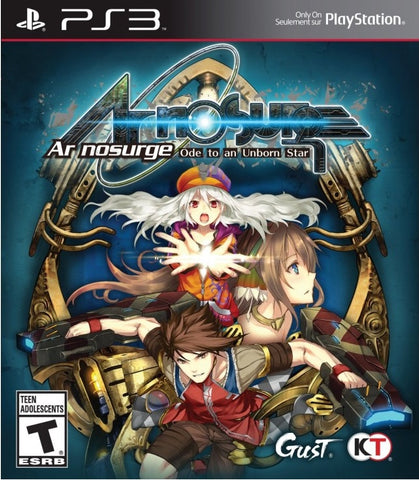 Ar nosurge: Ode to an Unborn Star - PS3 (Pre-owned)