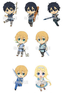 Sword Art Online: Alicization Good Smile Company SAO-A Nendoroid Plus Collectible Keychains (1 Random Blind Box)
