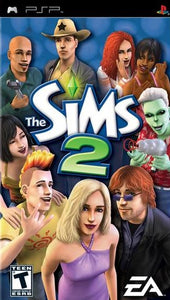 The Sims 2 - PSP (Pre-owned)