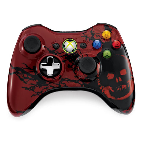 Xbox 360 Wireless Controller Gears of War Edition Official - Xbox 360 (Pre-owned)