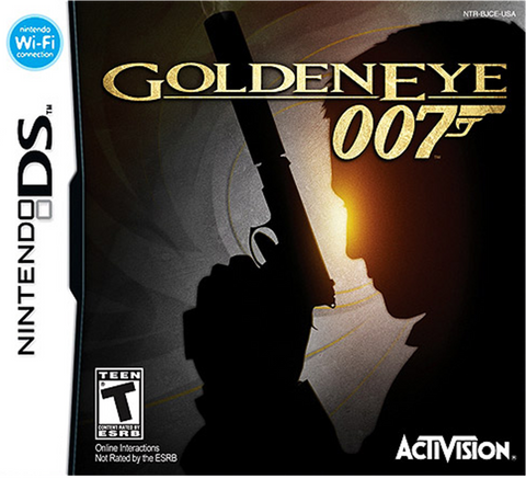 007 GoldenEye - DS (Pre-owned)
