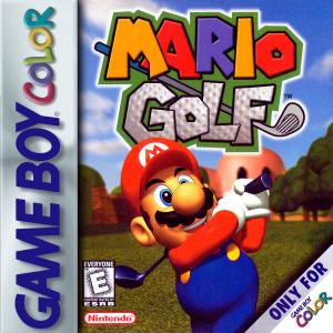Mario Golf - GBC (Pre-owned)