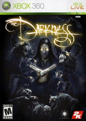 The Darkness - Xbox 360 (Pre-owned)
