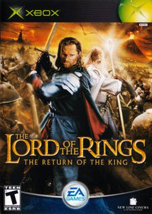 Lord of the Rings Return of the King - Xbox (Pre-owned)