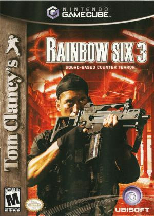 Rainbow Six 3 - Gamecube (Pre-owned)