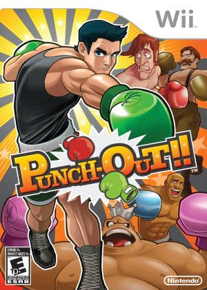 Punch-Out - Wii (Pre-owned)