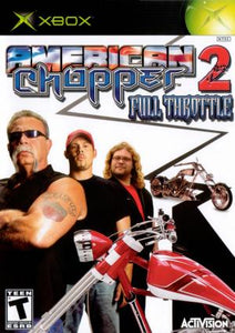 American Chopper 2 Full Throttle - Xbox (Pre-owned)