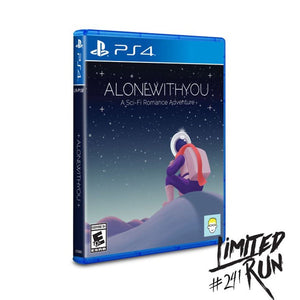 Alone With You (Limited Run Games) - PS4