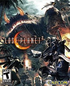 Lost Planet 2 - Xbox 360 (Pre-owned)