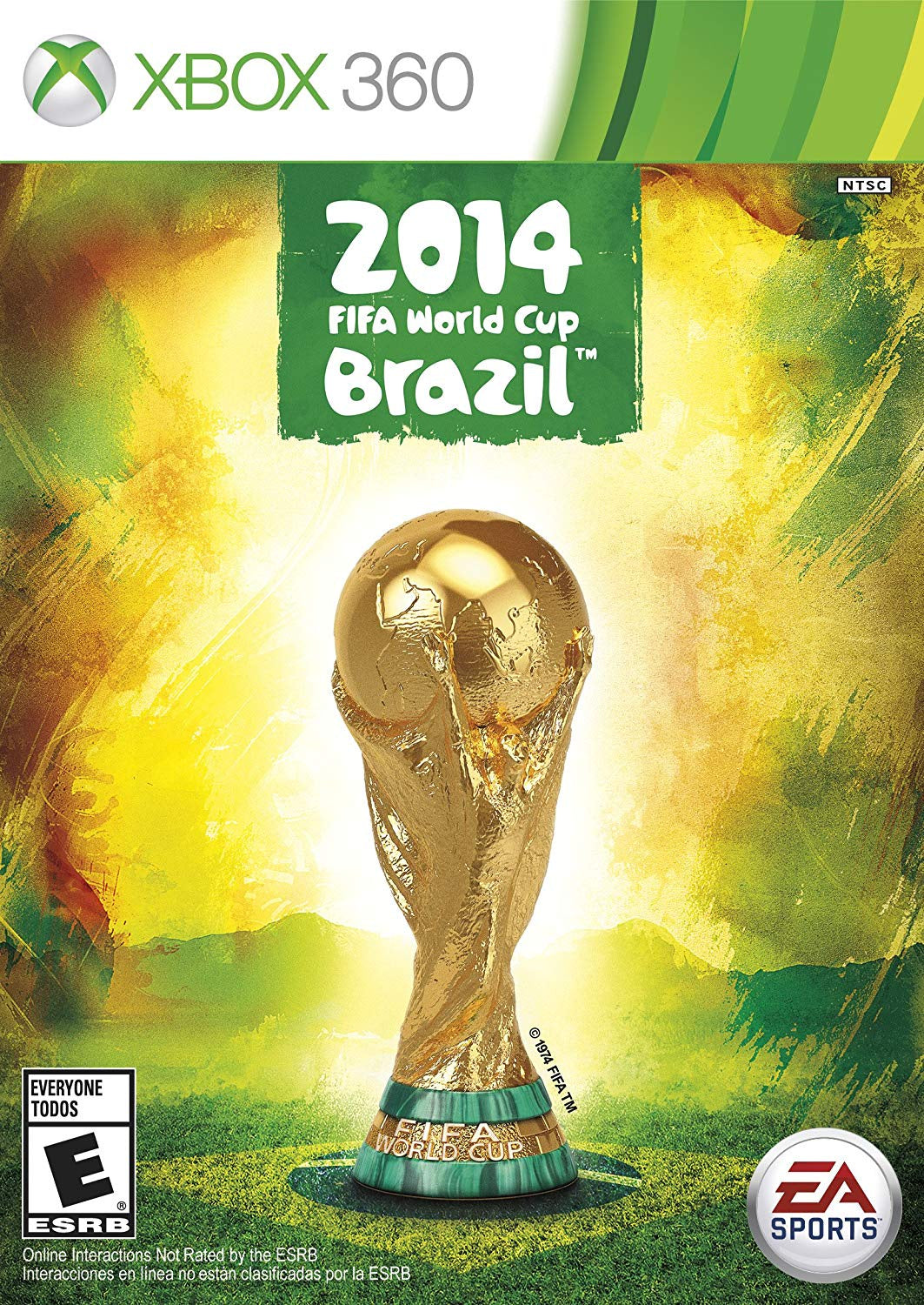 2014 FIFA World Cup Brazil - Xbox 360 (Pre-owned)