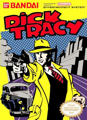 Dick Tracy - NES (Pre-owned)