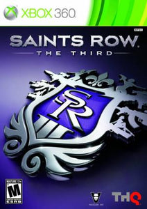 Saints Row: The Third - Xbox 360 (Pre-owned)