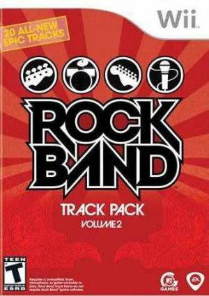 Rock Band Track Pack Volume 2 - Wii (Pre-owned)