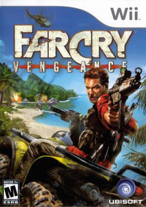 Far Cry Vengeance - Wii (Pre-owned)