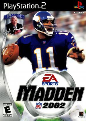 Madden 2002 - PS2 (Pre-owned)